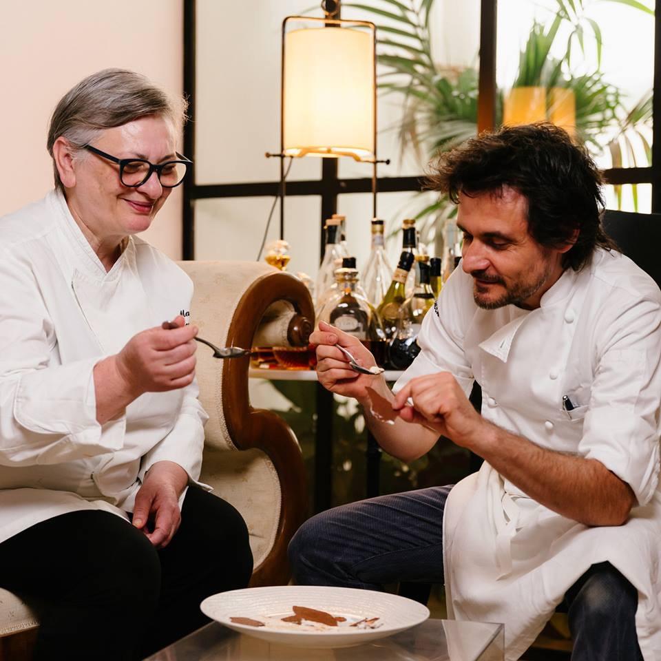 Maria Cicorella &  Antonio Zaccardi