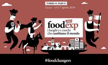 Foodexp Food Life Experience  2° Edizione Torre del Parco Lecce