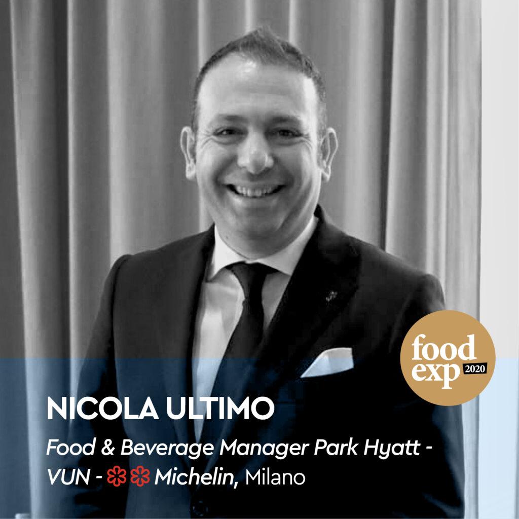 Nicola Ultimo