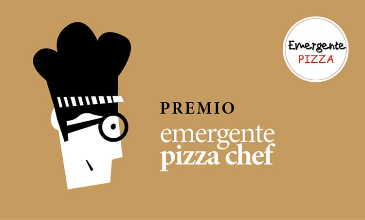 Premio Emergente Pizza Chef 2020