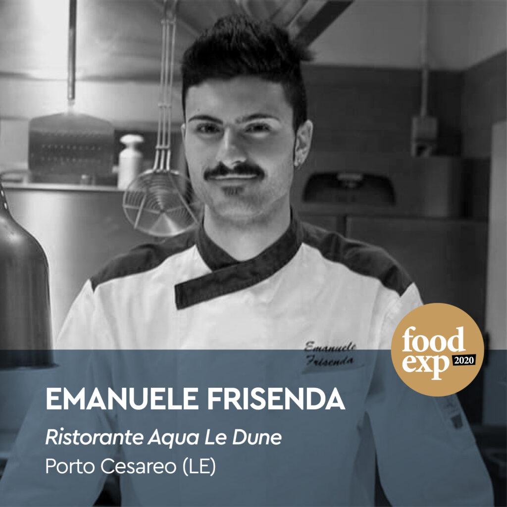 Emanuele Frisenda