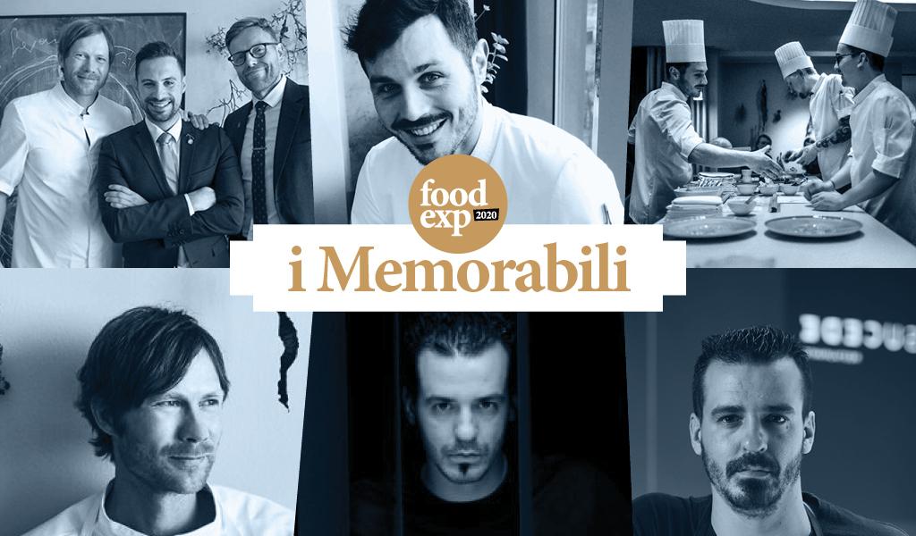 I Memorabili FoodExp 2020
