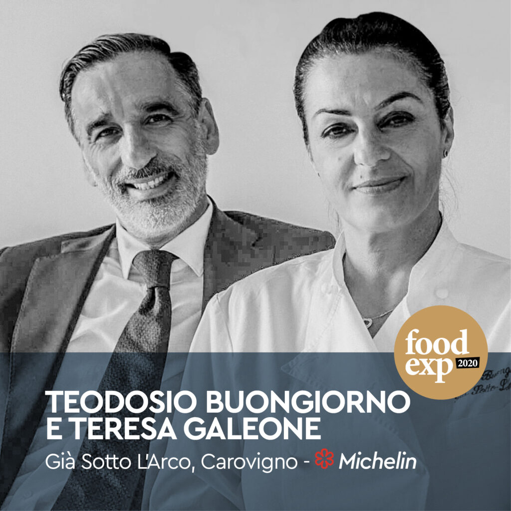 Teodosio Buongiorno e Teresa Galeone