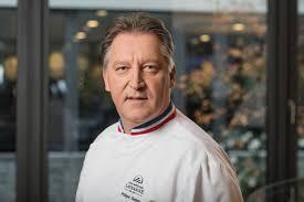 """Excellence Ambassador Ecole Hotellerie de  Lousanne Svizzera  Chef Gobet Philippe"""