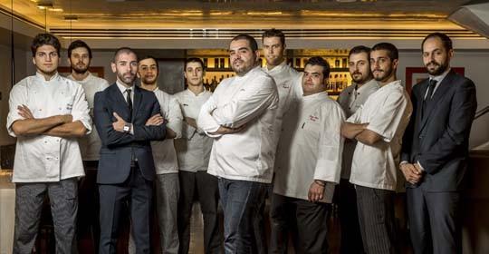 """I Memorabili di """"Metamorfosi"""" * Michelin  Chef Roy Caceres, Roma"""