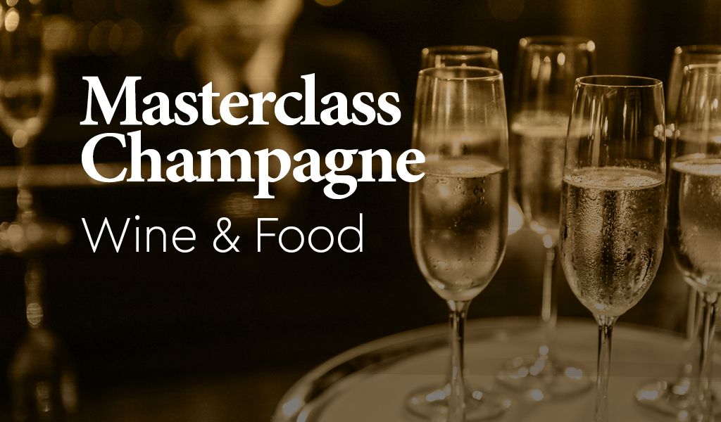 Foodexp – The Best of Champagne – Wine & Food