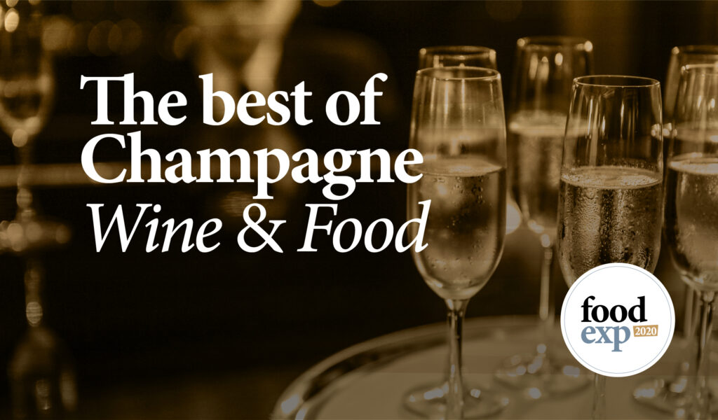 The Best of Champagne -Wine & Food Tasting
