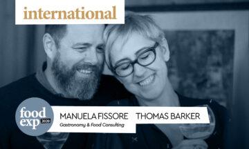 """Manuela Fissore & Thomas Barker """"Italia e Nuova Zelanda, un progetto oltreconfini"""""""