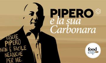 Pipero e la sua Carbonara