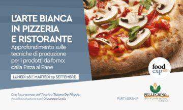 L'Arte bianca in Pizzeria e Ristorante