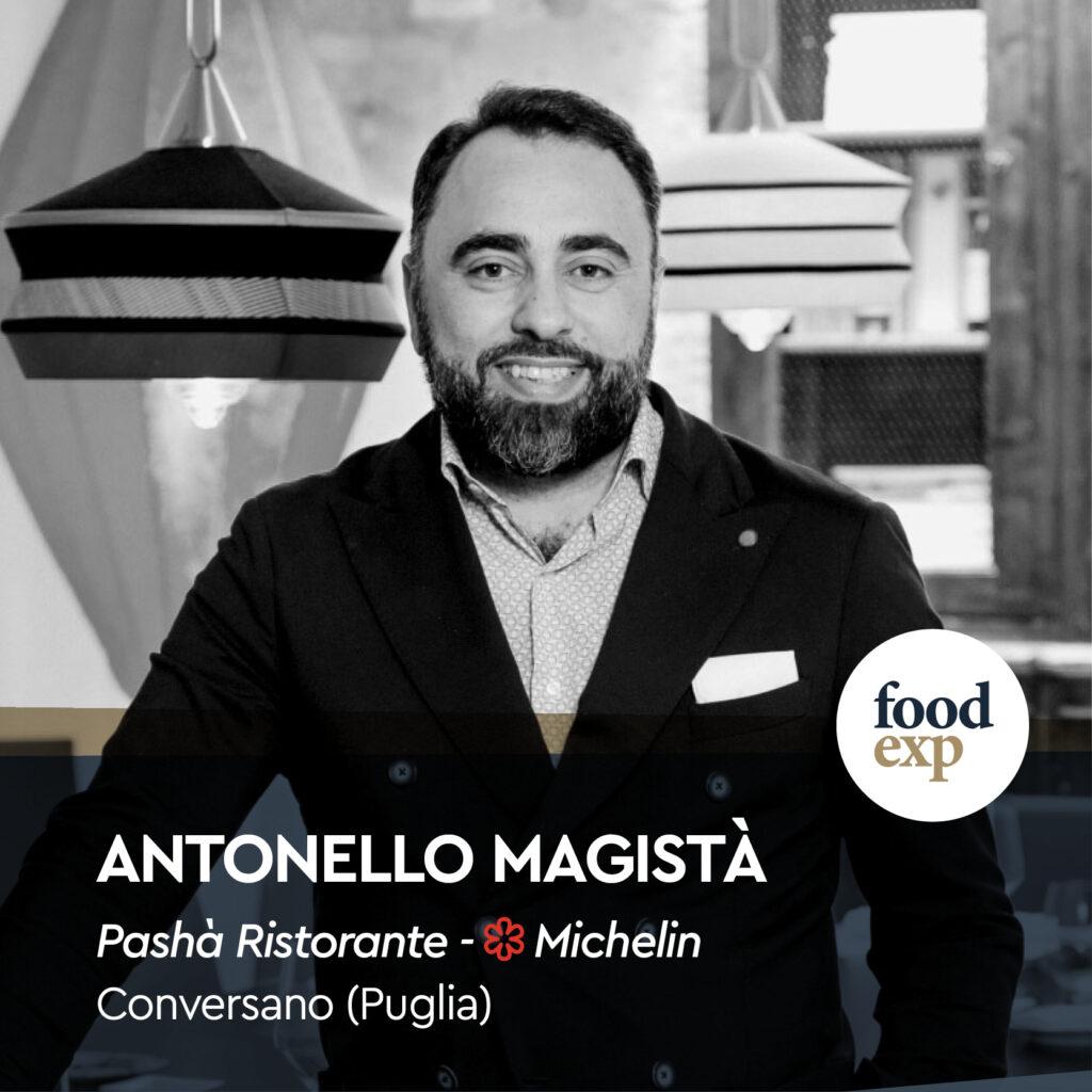 Antonello Magistà