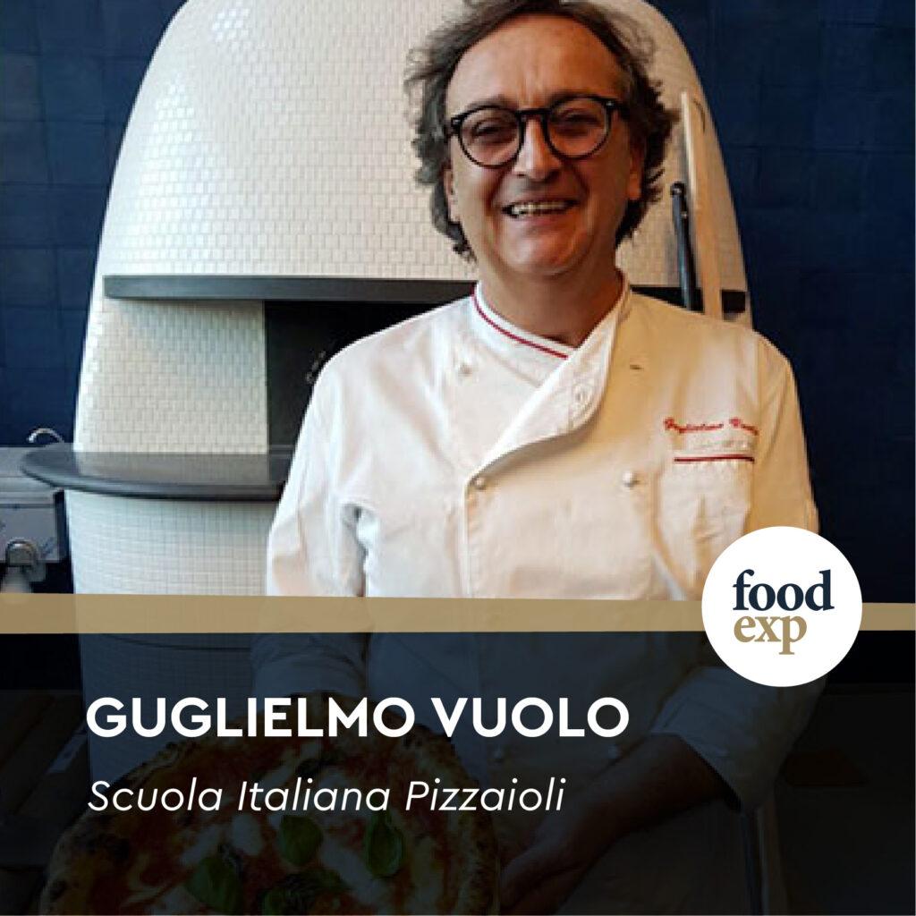 Pizza Chef Guglielmo Vuolo