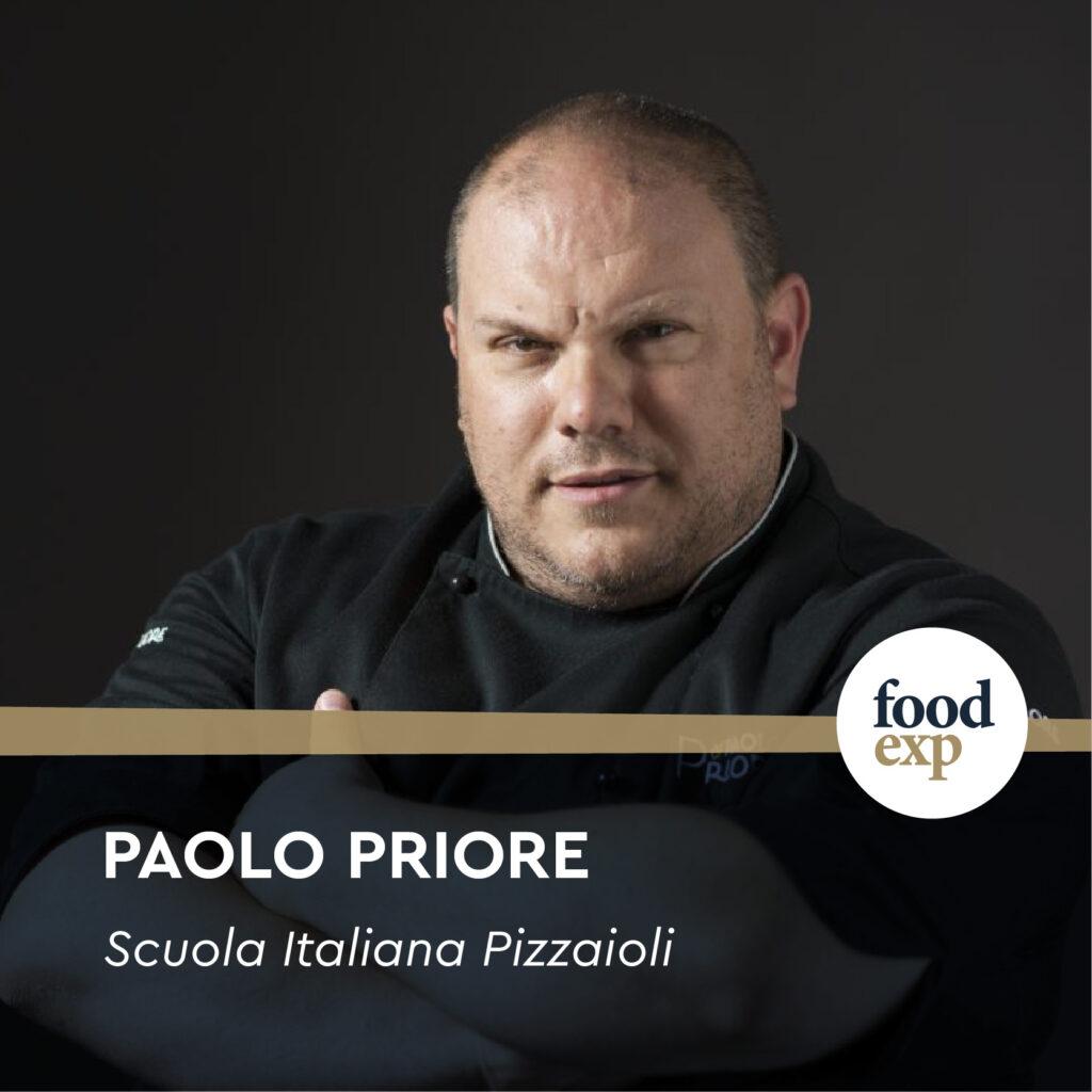Pizza Chef Paolo Priore