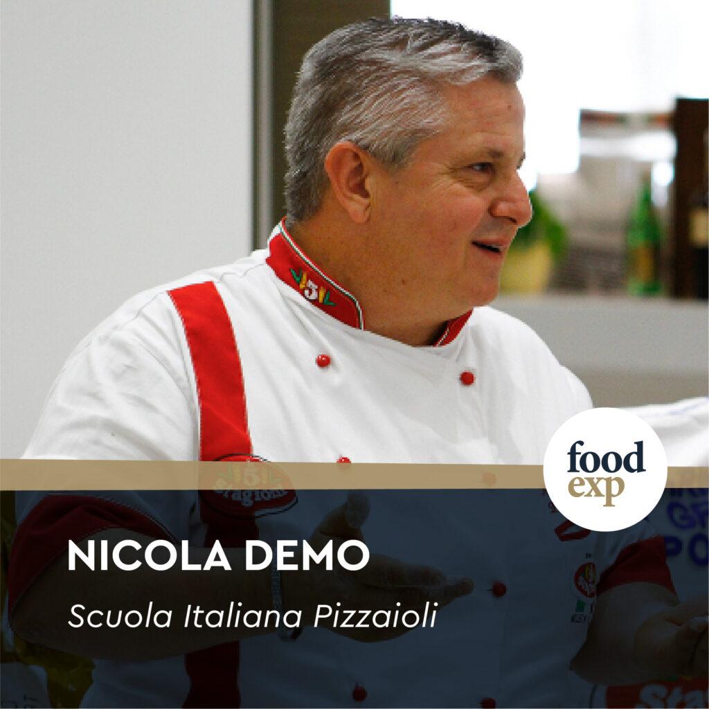 Chef Nicola Demo
