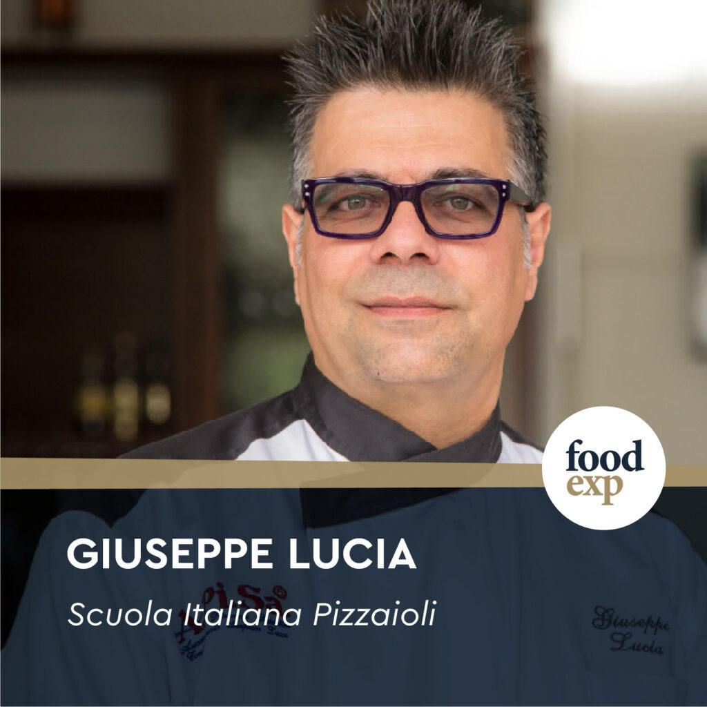 Pizza Chef Giuseppe Lucia